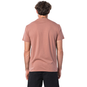 Rip Curl The Surfing Company S/S Tee Men mushroom